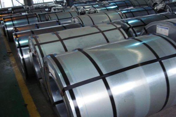 steel color coating