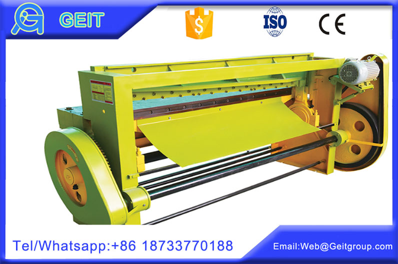 China factory Shearing Machine Heavy Duty