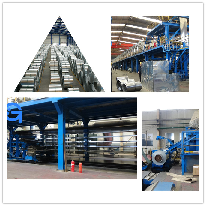 Technical proposal of 100000 tons hot dip galvanizing line for reference