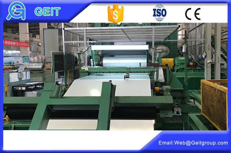 PVC Film Laminated Metal Sheets production line