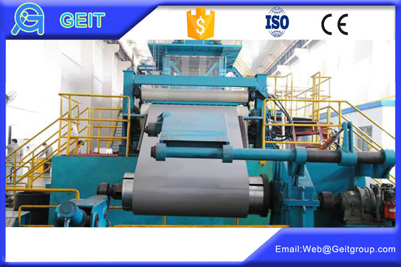 PVC laminated steel sheets(VCM) production line
