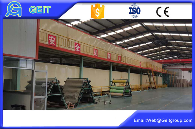 VCM color steel sheet production line